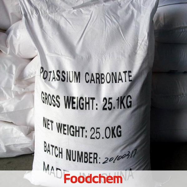 Potasyum karbonat