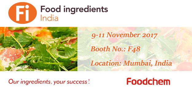 FI India Fair foodchem
