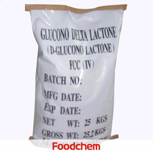 Glucono-Delta-Lactone(GDL) Supplier and Manufacturer in