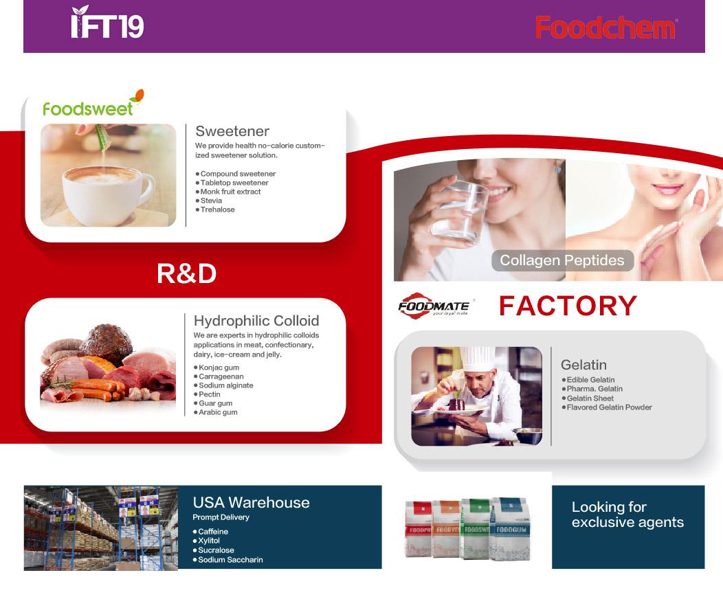 IFT Foodchem 2019