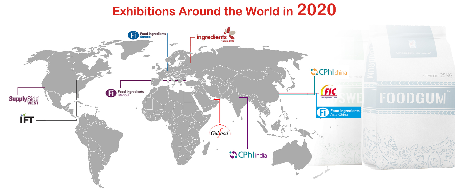 Foodchem World Exhibition 2020